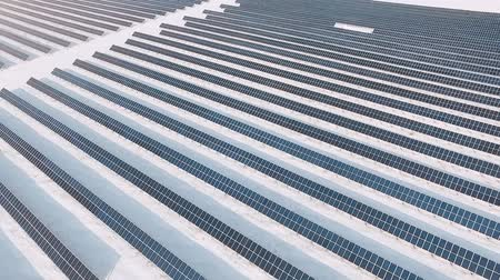 coletor : Frozen solar panels
