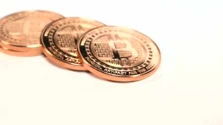 Bitcoin Payments Symbolised, Using Crypto Coins
