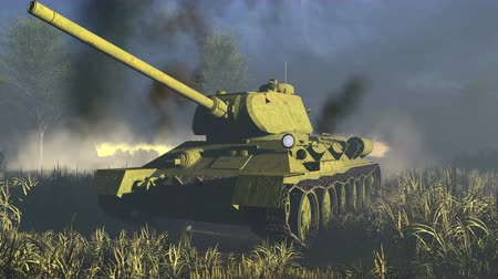 sovyet : Legendary Russian Tank  Close-up