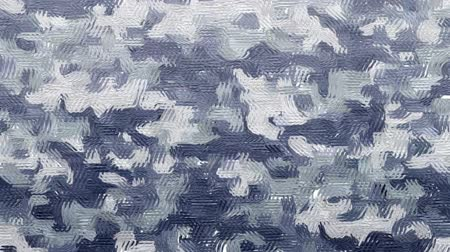 encanecido : Oil painted gray camouflage background