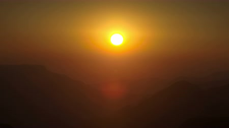 destinos : 4K Time lapse of sun rising over the foothills of Drakensberg mountains, Royal Natal National Park,South Africa