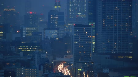 kanto : Capital Expressway in the evening