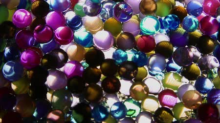 абсорбент : Decorative multicolored balls close-up 1920x1080 HD