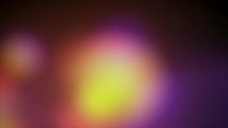 brilho intenso : Multicolored transfusion of light on a black background HD 1080