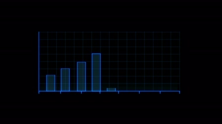 artış : Grow up Blue Bar graph