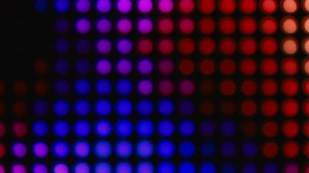 bolha : Abstract colorful bokeh lights background for party