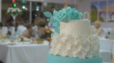 wedding cake : beautiful wedding video cake is the restaurant