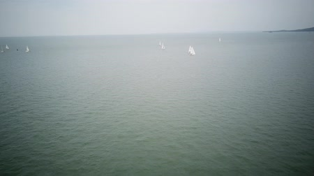 sailing boat : Approaching to the Sailing Ships