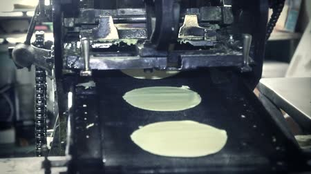 Hacer Tortillas Archivo de Video