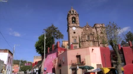 meksyk : Travel in Mexico, colors and street Wideo