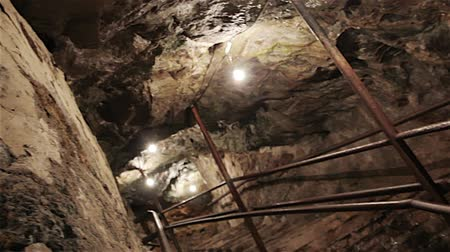 шахта : Stairs into the mine