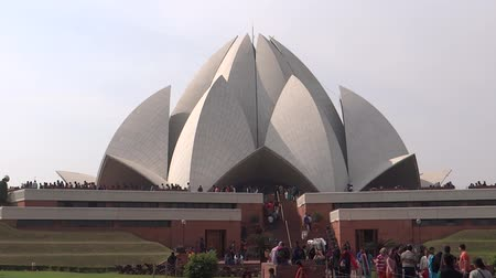 tapınaklar : Lotus TempleBahai House of Worship, New Delhi