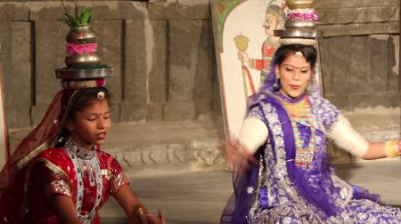 tribo : A Form of Rajasthani Dance