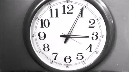 minute hand : Wall Clock Time-Lapse