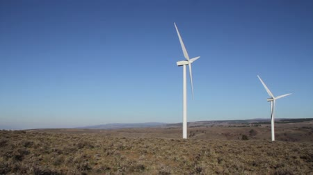 Wind farm in Central Washington