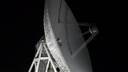 parabola antenna : Scenery in which the parabola antenna is operating