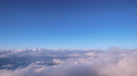 fuji : TimeLapse Beautiful sea of clouds taken at Mt. Fuji