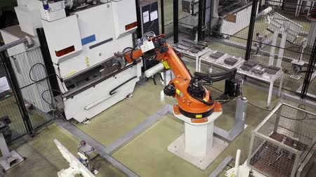 рука : Bending Robot on Idustrial Factory