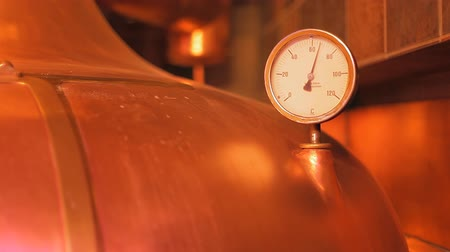 cervejaria : Old vintage German brewery