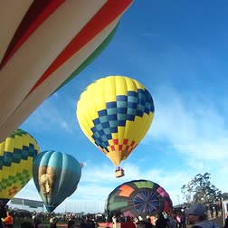 anual : WINDSOR CAUSA  June 20 2015: 25th Annual Sonoma County Hot Air Balloon Classic is a yearly event where you can experience balloons up close watch them launch and even take tethered rides.