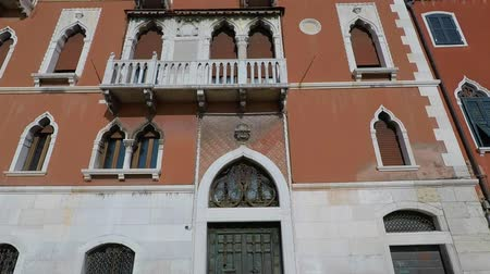 Historic house in Venice, Italy