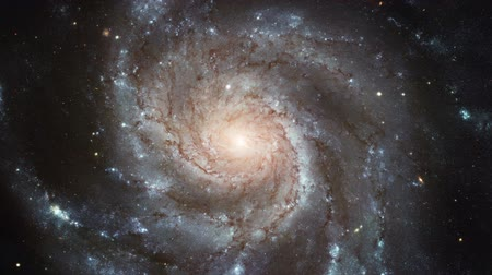 helezon : Rotating galaxy. Elements of this image furnished by NASA