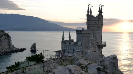 krím : Swallows Nest Castle Yalta, Crimea