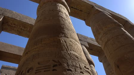 faraon : Karnak temple in Luxor, Egypt