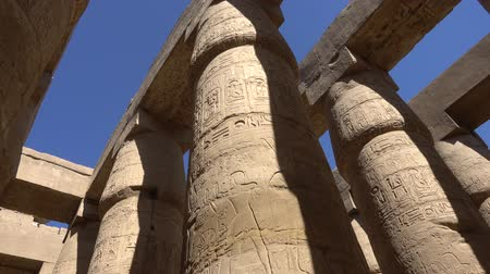kahire : Karnak temple in Luxor, Egypt