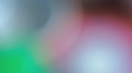 stylised : Colorful blurred background natural bokeh of 100mm lens Stock Footage