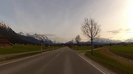 drive : Driving in Bavarian Alps
