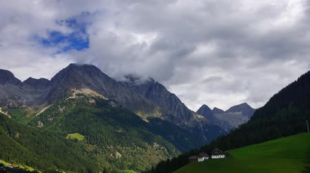 piramit : Panoramic time-lapse of Austrian Alps, Tirol