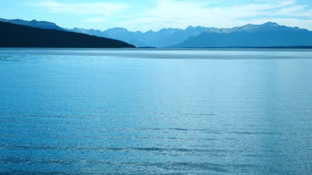Lake Te Anau, New Zealand Wideo