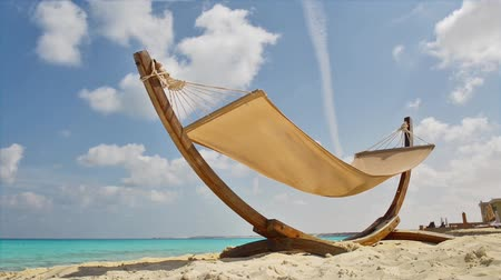 beach panorama : Summer Hammock at Beach
