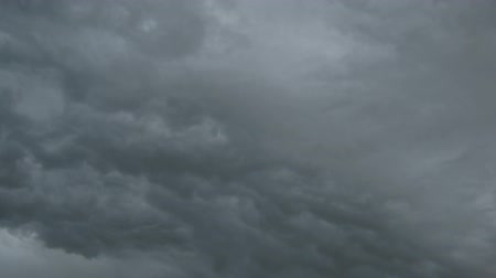 tempestade : timelapse - coming storm and zippers Vídeos