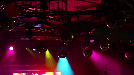 boate : lighting equipment  at concert