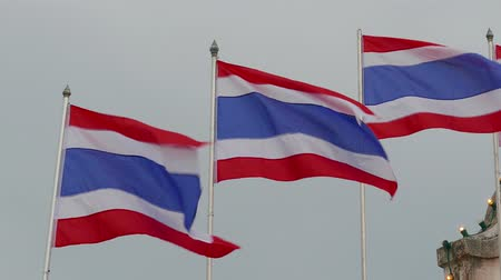 flag half mast : Kingdom of Thailand flags