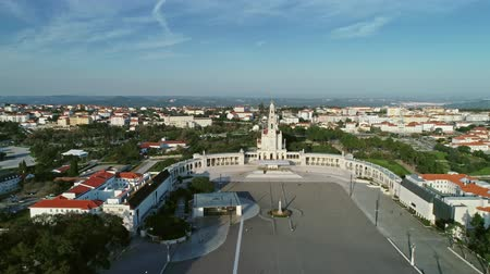 hacı : Cathedral complex and Church in Fatima Portugal
