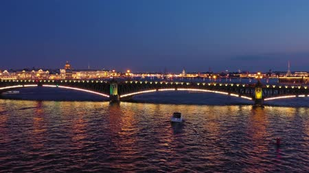 bástya : Peter and Paul Fortress and Troitskiy bridge