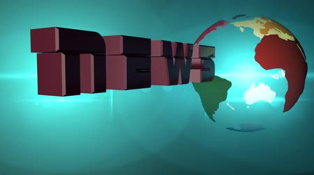 news tv : News intro