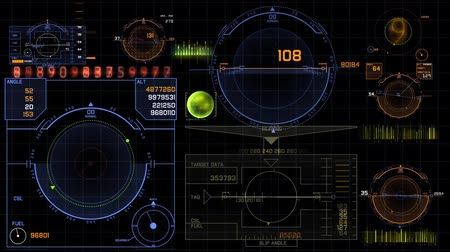sciencefiction : Screen interface