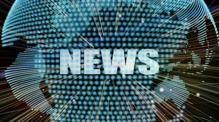news tv : News world intro
