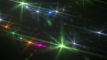 Abstract disco lights introduction