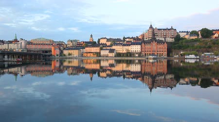 estocolmo : Stockholm city, early morning