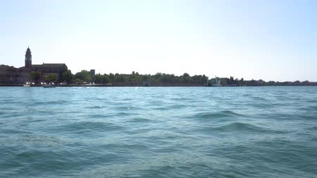 rota : Europe. Italy. Venice. Boat trip to Venice island by boat