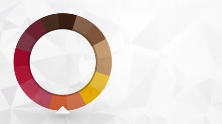 kreslit : spinning color wheel of fortune