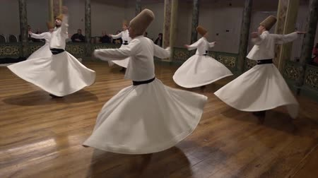 isztambul : Whirling Dervish Demonstration Dancers Fourth Act