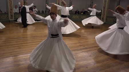 isztambul : Whirling Dervish Demonstration Dancers Youth