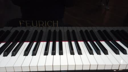 compositor : Istanbul, Turkey-2019-05-04- Player Piano Front View.