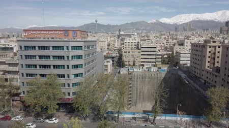 palace complex : Tehran, Iran - 2019-04-03 - City Scan 1 - Left to Right.